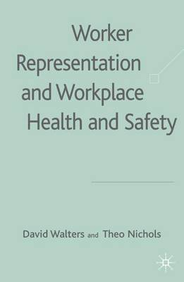 Worker Representation and Workplace Health and Safety (Hardback)