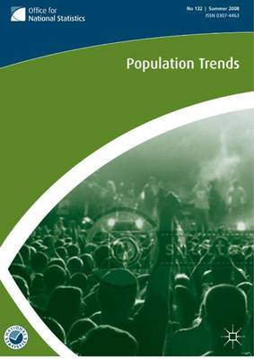 Population Trends No 123, Spring 2006 (Paperback)