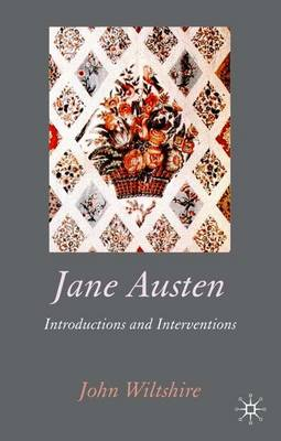 Jane Austen: Introductions and Interventions (Paperback)