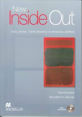 New Inside Out - Student Book - Advanced - With CD Rom - CEFC1