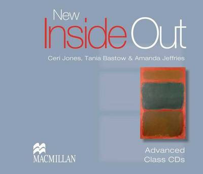 New Inside Out Advanced Class CDx3 (CD-Audio)