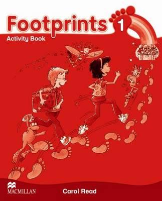 Footprints 1 Activity Book (Paperback)