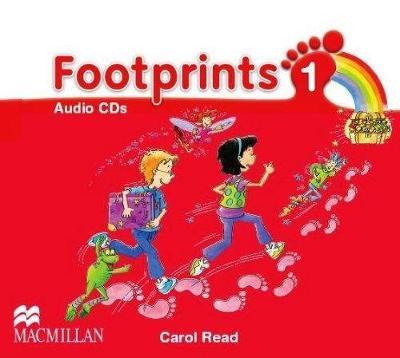 Footprints 1 Audio CDx3 (CD-Audio)
