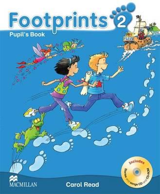 Footprints 2: Pupil's Book (Paperback)