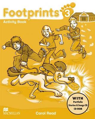 Footprints 3 Act Pack (Board book)