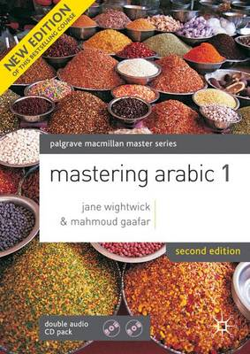 Mastering Arabic (CD-Audio)