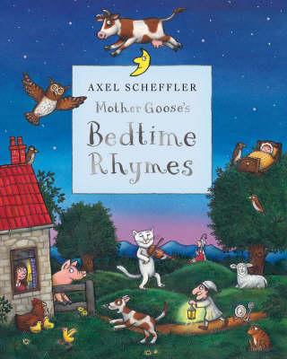 Mother Goose's Bedtime Rhymes (Paperback)