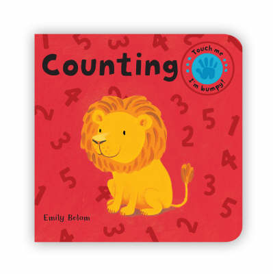 Embossed Board Books: Counting (Board book)