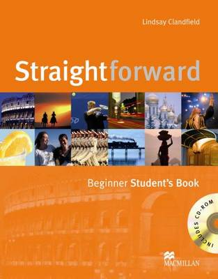 Straightforward Beginner Student book with Audio CD
