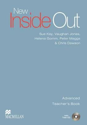 New Inside Out - Teacher Book - Advanced - With Test CD - CEF C1 (Board book)