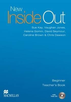 New Inside Out Beginner Teacher's Book Pack