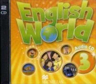 English World 3 Audio CDx2 (CD-Audio)