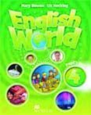 English World 4 Student Book (Board book)