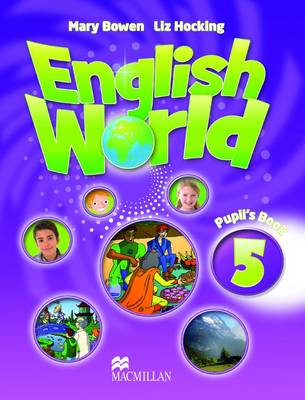 English World 5 Student Book (Board book)