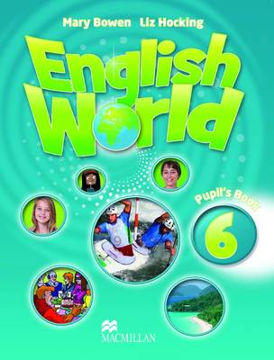 English World 6 Student Book (Board book)