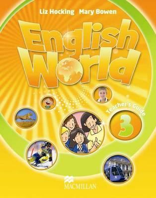 English World 3: Teacher's Guide (Paperback)