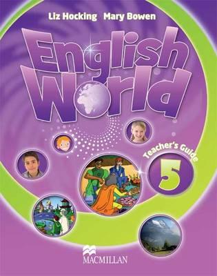 English World 5: 5: Teacher's Guide (Paperback)
