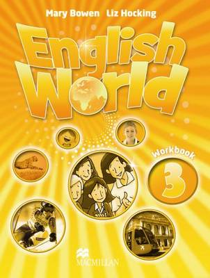 English World 3 Workbook (Paperback)