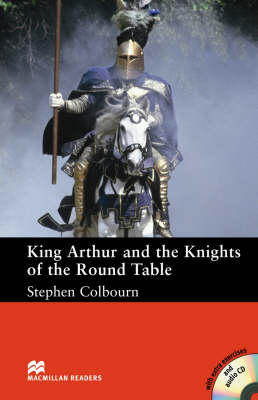 King Arthur and the Knights of the Round Table - Book and Audio CD (Board book)