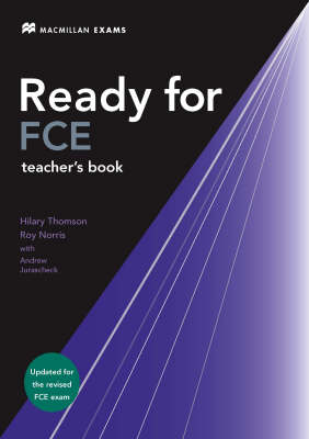 Ready for FCE Audio CD x 3 (Board book)