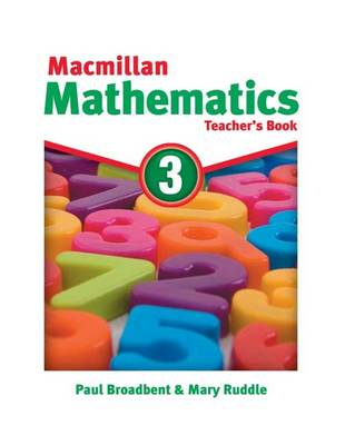 Macmillan Mathematics 3: Teacher's Book (Paperback)