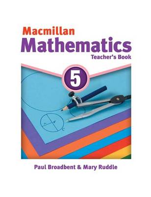Macmillan Mathematics 5: Teacher's Book (Paperback)