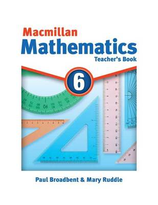 Macmillan Mathematics 6 Teachers Book (Board book)