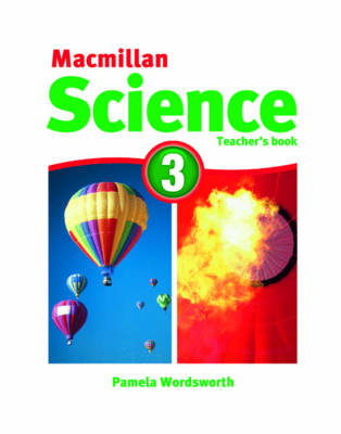 Macmillan Science Level 3 Teacher's Book (Paperback)