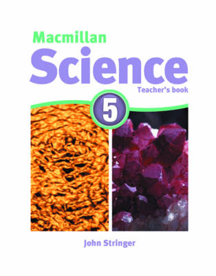 Macmillan Science Level 5 Teacher's Book (Paperback)
