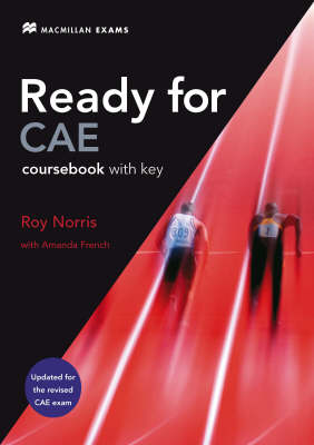 Ready for CAE C1 - Student Book + Key (Board book)