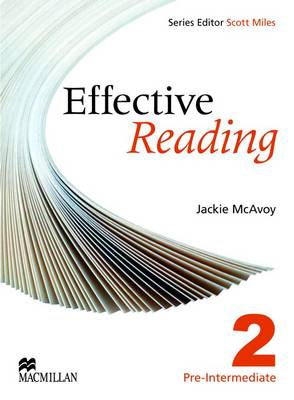 Effective Reading Pre Intermediate Student's Book (Paperback)