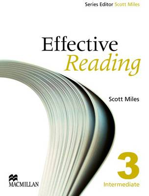 Effective Reading Intermediate Student's Book (Paperback)
