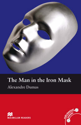 The Man in the Iron Mask: Beginner - Macmillan Readers (Paperback)