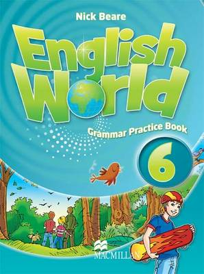 English World 6 Grammar Practice Book (Paperback)