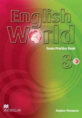 English World 8 Exam Practice Book (Paperback)