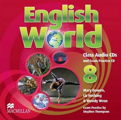 English World 8 Audio CD (CD-Audio)