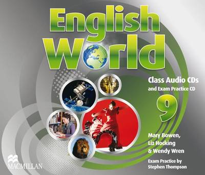 English World 9 Audio CD (CD-Audio)