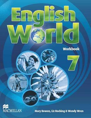 English World 7 Workbook (Board book)