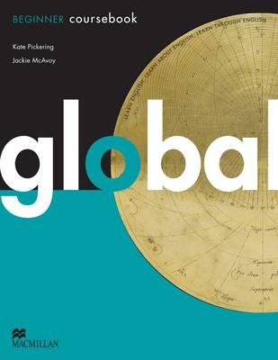 Global Beginner Class Audio CD (CD-Audio)