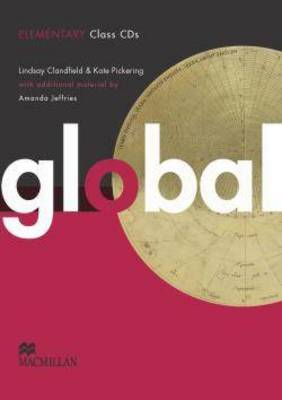 Global Elementary Class Audio CD (CD-Audio)