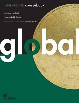 Global Intermediate Course Book (Board book)