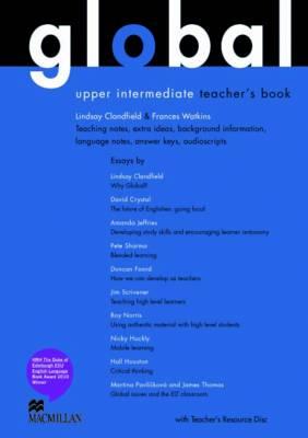 Global Upper Intermediate Class Audio CD x2 (CD-Audio)
