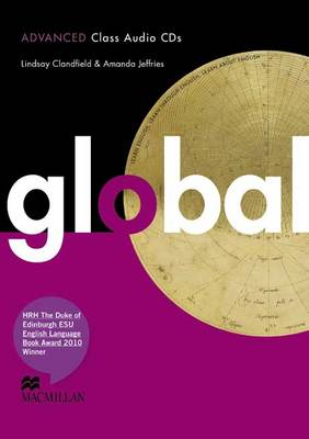 Global Advanced Class Audio CD x3 (CD-Audio)