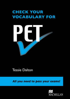 Check Your Vocabulary for PET (Paperback)