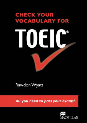 Check Vocabulary for TOEIC SB (Paperback)