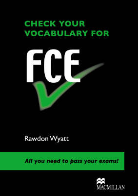 Check Vocabulary for FCE Student Book (Paperback)