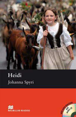 Heidi - Pre Intermediate Reader - Macmillan Readers (Board book)