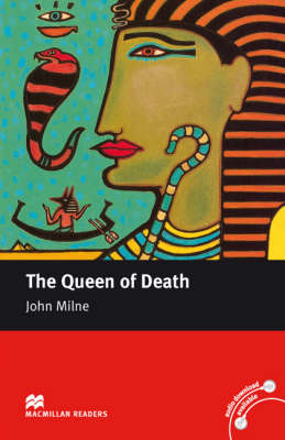 Macmillan Reader Level 5 The Queen Of Death Intermediate Reader (B1+) (Board book)