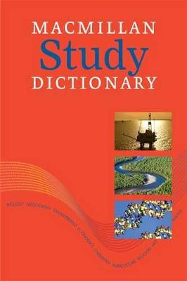 Macmillan Study Dictionary (Paperback)