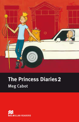 Macmillan Readers Princess Diaries 2 The Elementary Without CD (Paperback)